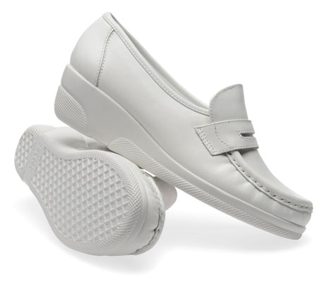 Nurse Mates white Pennie Nursing Shoes