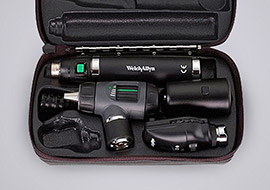 Welch Allyn Full diagnostic set against a white background