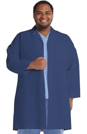 "META Labwear Unisex Colored 40"" Lab Coat"