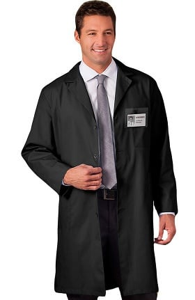"Clearance META Labwear Unisex Colored 40"" Lab Coat"