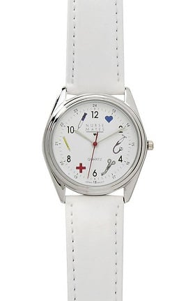 Nurse Mates Medical Symbols Watch