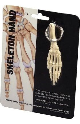Anatomical Chart Company Hand Key Ring