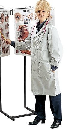 Anatomical Chart Company Space Saver Display
