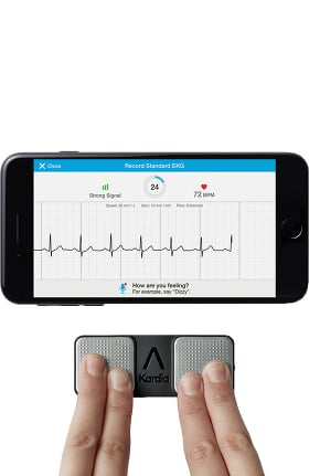 AliveCor KardiaMobile EKG
