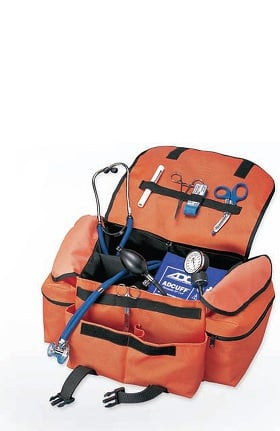 American Diagnostic Corporation EMT Case First Responder Trauma Bag