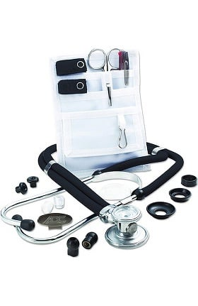 American Diagnostic Corporation Nurse Combo Pocket Pal II™ Adscope™ 641 Sprague Stethoscope Kit