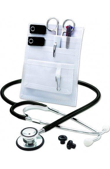 American Diagnostic Corporation Nurse Combo Lite Pocket Pal II Proscope Stethoscope Kit