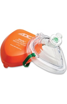 American Diagnostic Corporation Adsafe™ CPR Pocket Resuscitator