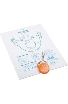 American Diagnostic Corporation Adsafe™ CPR Face Shield with Keychain