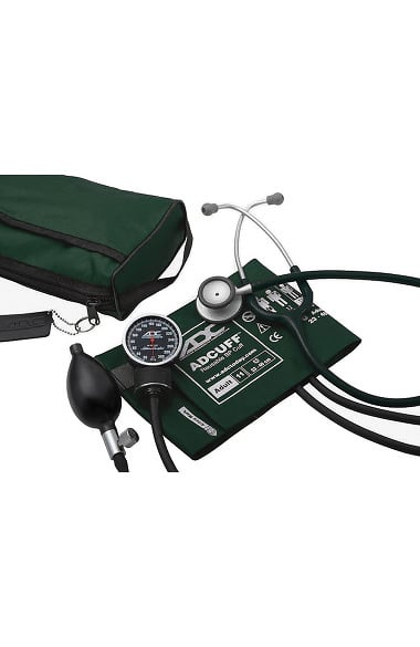American Diagnostic Corporation Pro's Combo V Pocket Aneroid and Stethoscope Kit Adult