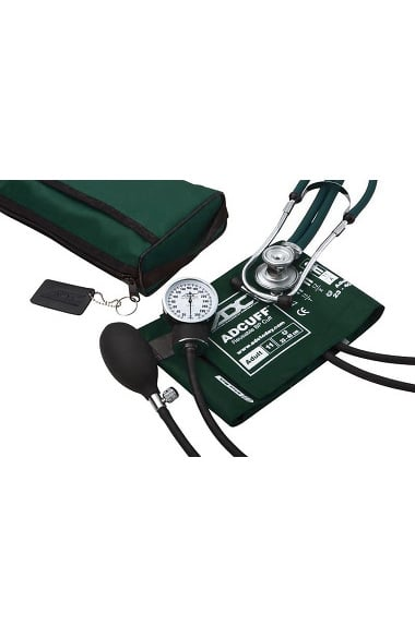 American Diagnostic Corporation Pro's Combo II DH Pocket Aneroid Sprague Stethoscope Kit
