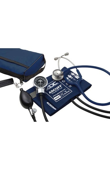 American Diagnostic Corporation Pro's Combo III Pocket Aneroid Clinician Stethoscope Kit