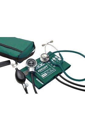 American Diagnostic Corporation Pro's Combo III™ Pocket Aneroid Clinician Stethoscope Kit