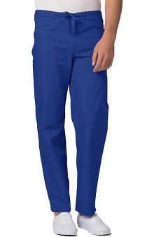 Universal Basics by Adar Unisex Tapered Leg 5 Pocket Scrub Pant