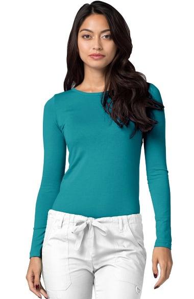 8fd718b98 Universal Basics by Adar Women s Crew Neck T-Shirt
