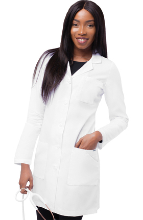 "Universal Lab Coats by Adar Women's Slim Fit 36"" Lab Coat"