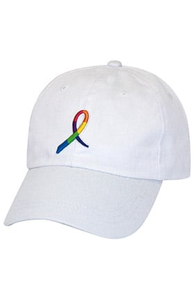 Scrub Stuff Unisex Cure All Cancer Awarness Ball Cap