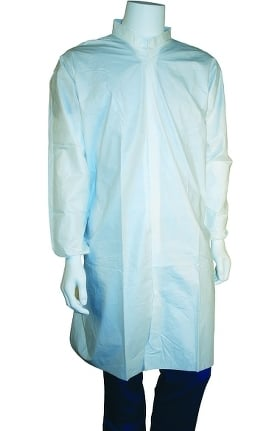 Scrub Stuff GreenShield™ Disposable Lab Coat