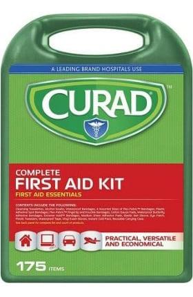 Scrub Stuff 175 Piece Hospital Style Curad® First Aid Kit