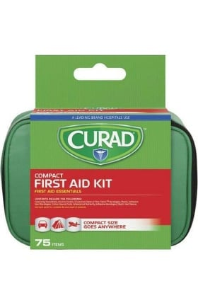 Scrub Stuff 75 Piece Hospital Style Curad First Aid Kit