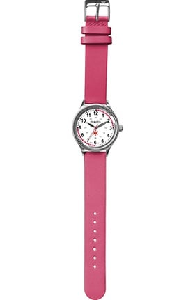 Scrub Stuff Women's Leather Nurse Watch