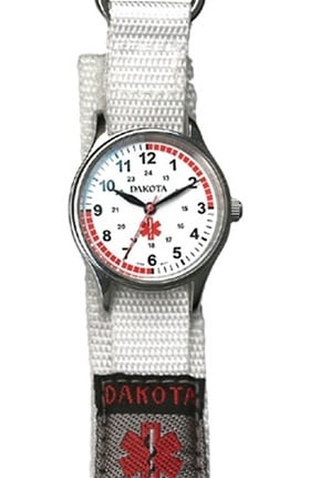 Scrub Stuff Women's Nylon Nurse Watch