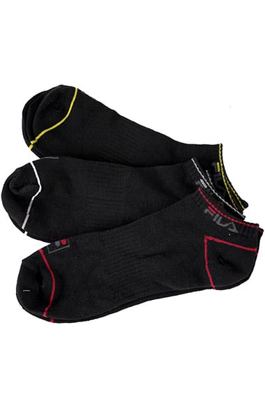 Scrub Stuff No Show Socks 3 Pack - Unisex