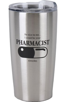 Scrub Stuff Stainless Steel Travel Mug