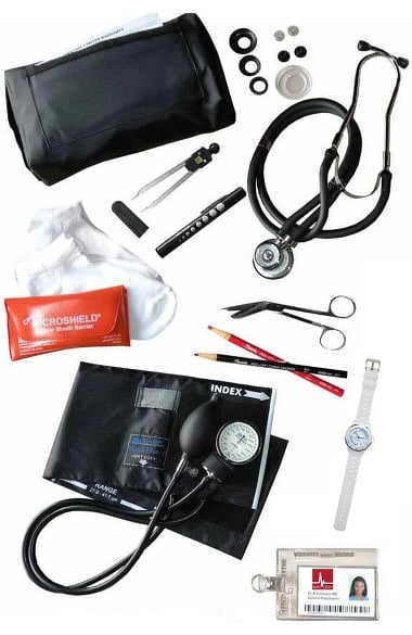 Scrub Stuff Nurse Diagnostic and Watch Kit