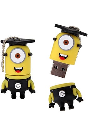Scrub Stuff 8GB Graduate Minion Flash Drive