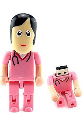 Scrub Stuff 16Gb USB Flash Drive