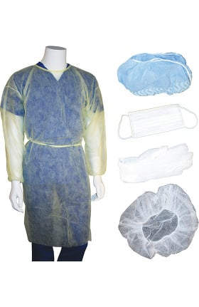 Scrub Stuff Latex Free Personal Protection Kit