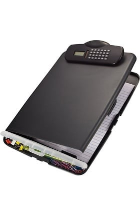 Scrub Stuff Slim Storage Clipboard with Calculator