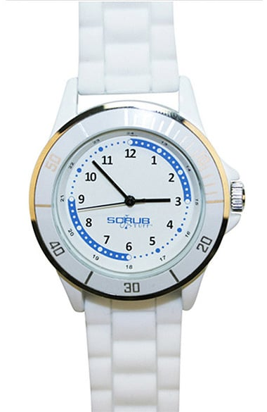 Scrub Stuff Silicon Nurse Watch