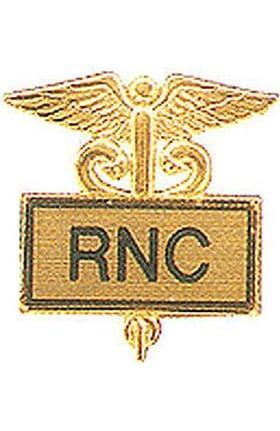Arthur Farb RNC Gold Plated Inlaid Emblem Pin