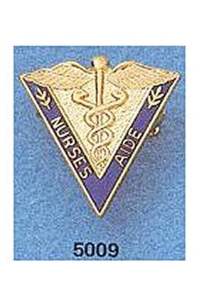 Arthur Farb Nurses Aide Pin