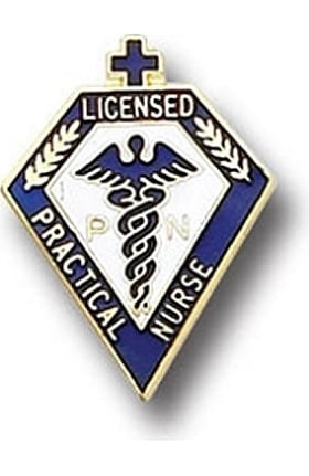 Arthur Farb Licensed Practical Nurse Pin