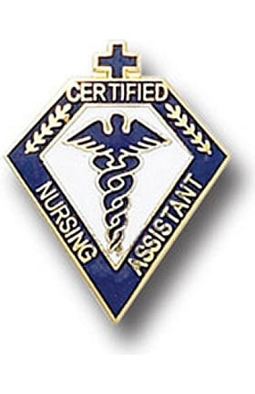 Clearance Arthur Farb Certified Nursing Assistant Pin