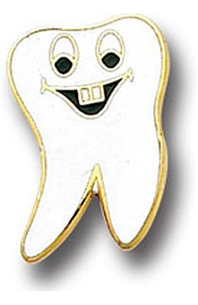 Clearance Arthur Farb Tooth Pin