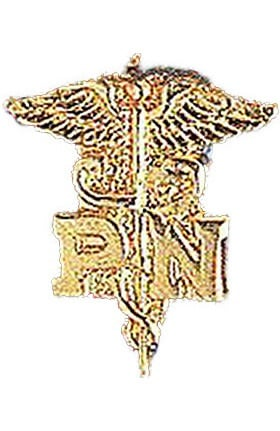 Clearance Arthur Farb Practical Nurse Pin