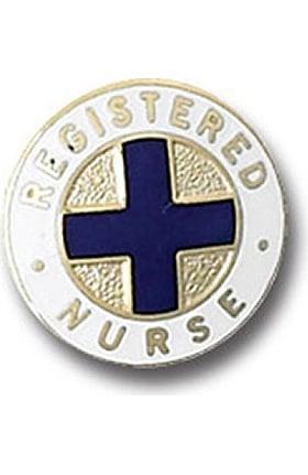 Arthur Farb Registered Nurse Emblem Pin