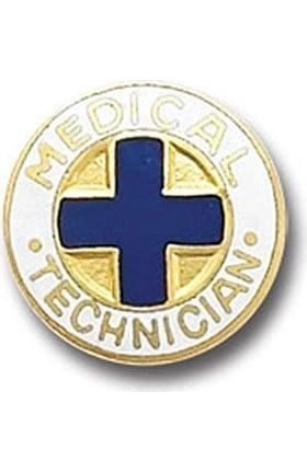 Arthur Farb Medical Technician Emblem Pin
