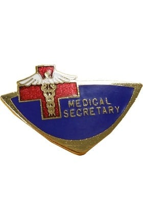 Clearance Arthur Farb Medical Secretary Pin