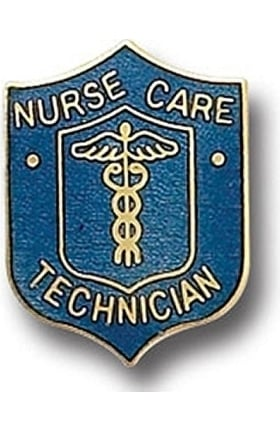 Arthur Farb Nurse Care Technician Pin