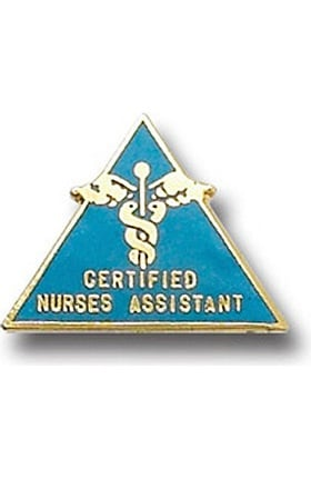 Clearance Arthur Farb Certified Nurses Assistant Pin