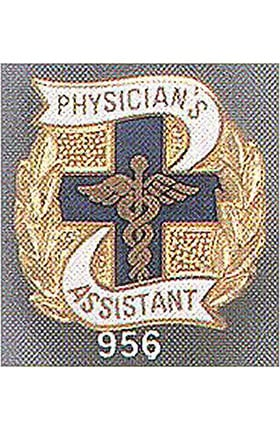 Clearance Arthur Farb Physician's Assistant Pin