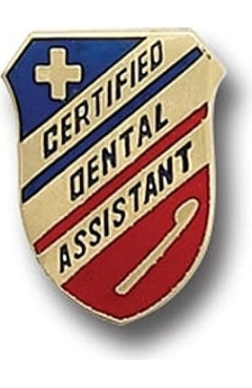 Arthur Farb Certified Dental Assistant Pin