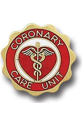 Clearance Arthur Farb Coronary Care Unit Pin