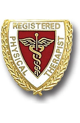 Clearance Arthur Farb Registered Physical Therapist Pin