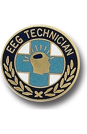 Arthur Farb EEG Technician Pin